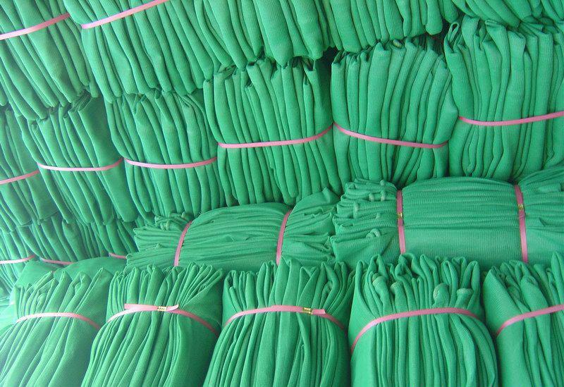 严格国际质量标准 山东惠民绳网企业国外拓市场